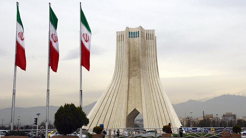 Россия призвала США снять с Ирана мешающие борьбе с COVID-19 санкции