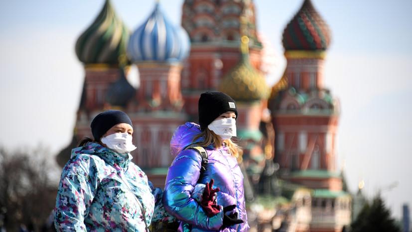 Путин объявил следующую неделю в России нерабочей