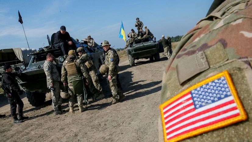 Подрядчики для Инженерного корпуса: ВС США планируют построить военные объекты на Украине