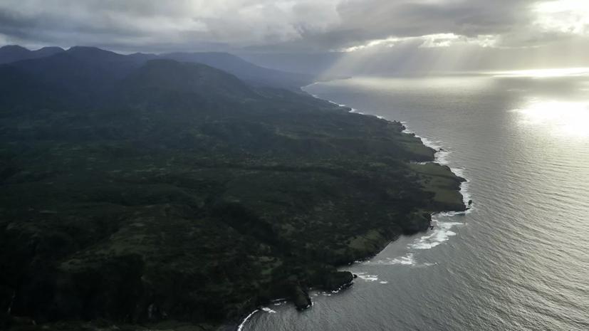 Афтершоки происходят в Тихом океане после землетрясения у Курил