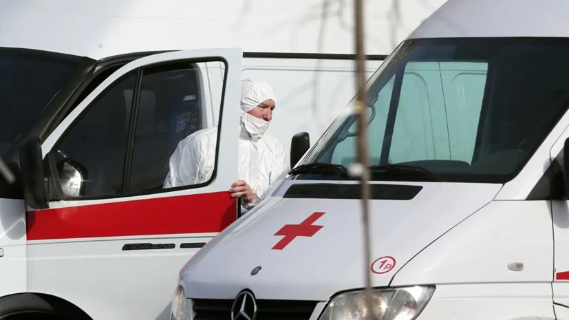 В Москве зафиксировали 120 новых случаев заражения коронавирусом