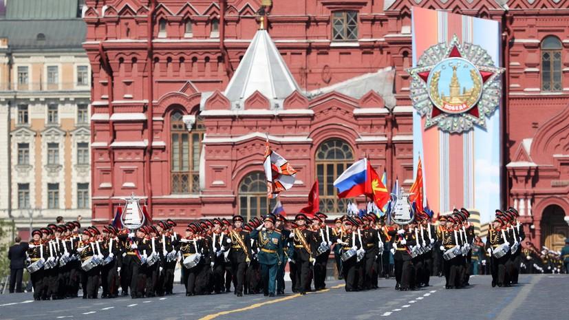В Кремле оценили возможность отмены парада Победы