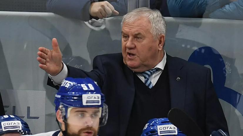 Крикунов о досрочном завершении сезона КХЛ: со спортивной точки зрения небольшое сожаление есть