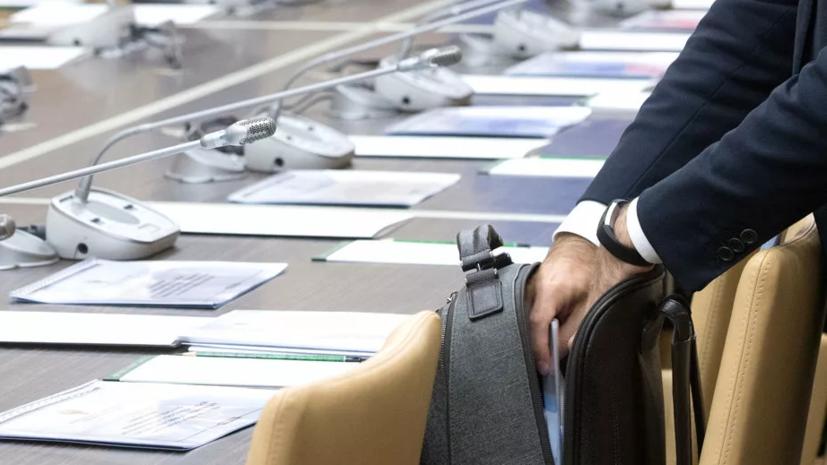 В Кремле оценили эффективность работы в удалённом режиме