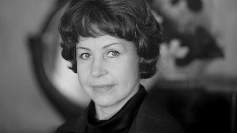 Дружинина прокомментировала сообщение о смерти Инны Макаровой