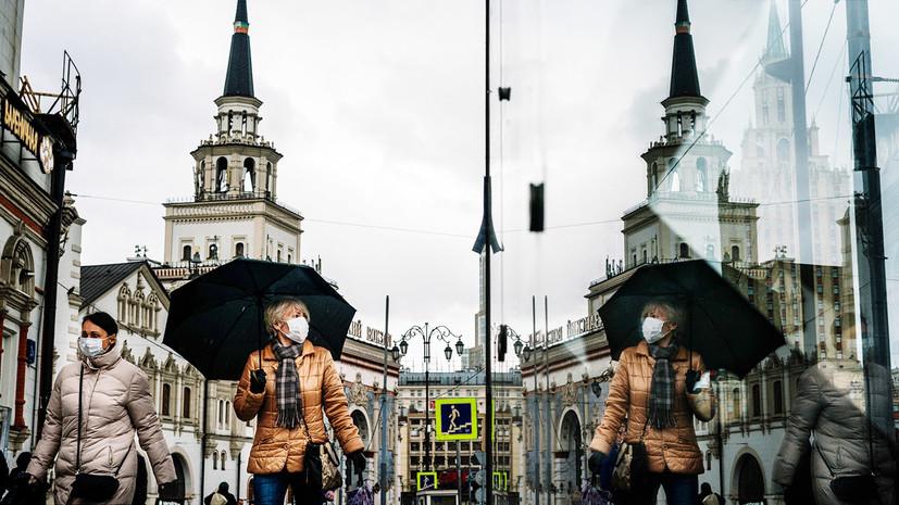 «Была тяжёлая пневмония»: в Москве умерли двое пациентов с коронавирусом