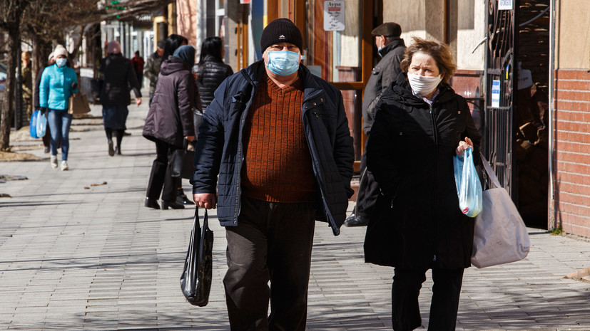 Украина ожидает $33 млн от ООН для борьбы с коронавирусом