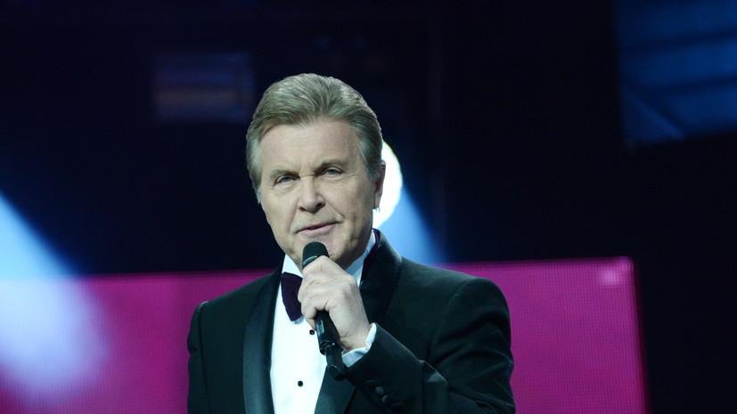 Лещенко перевели в реанимацию для плановой процедуры