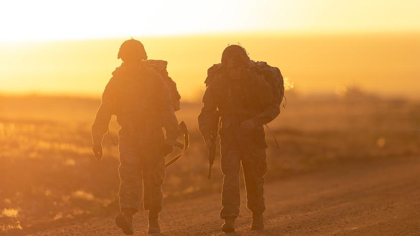 CNN: военным США за рубежом запретили передвигаться в течение 60 дней