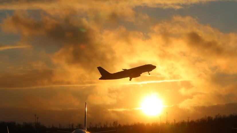 Россия полностью прекращает регулярное и чартерное авиасообщение