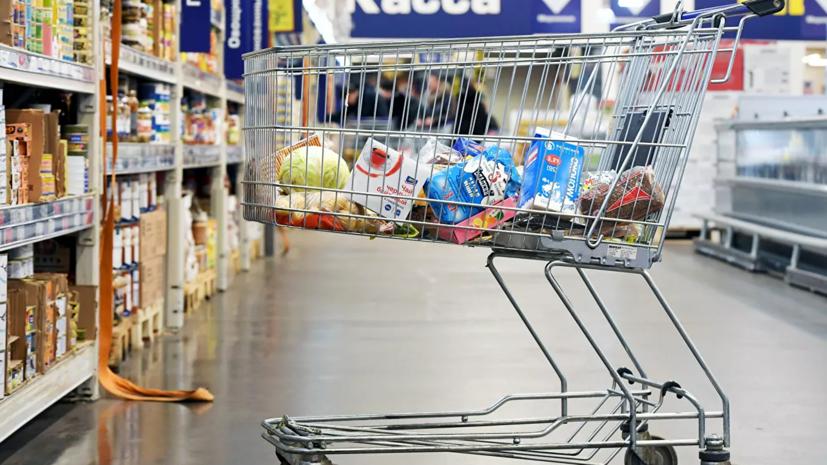 В Оренбуржье рассказали о мерах профилактики коронавируса в магазинах