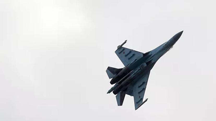 Информация о радиосигнале в районе поиска Су-27 не подтвердилась