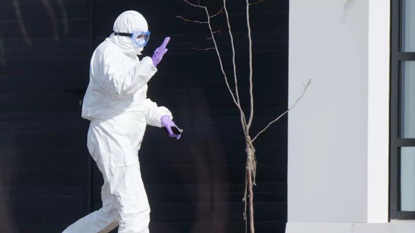 Власти Подмосковья начислят выплаты работающим с коронавирусом медикам