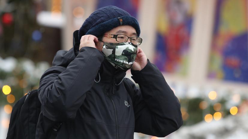 Китай запретит въезд иностранцам с визами и видом на жительство