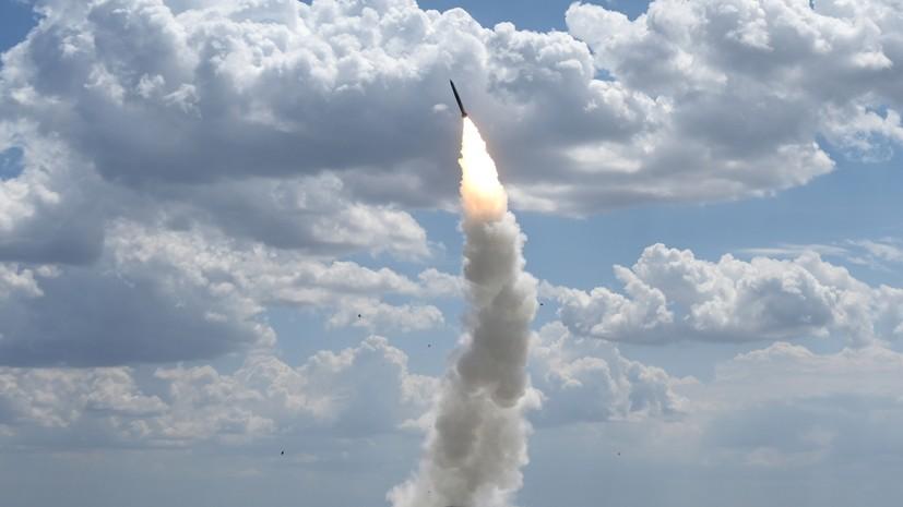 Рубеж космической обороны: как проходят испытания элементов новейших российских комплексов С-500