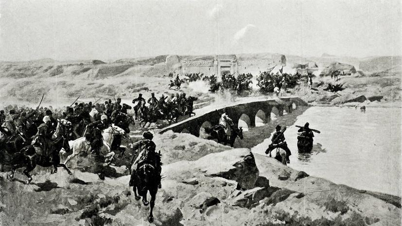 «Фиксация южной границы»: как победа российских войск на Кушке остановила британскую экспансию в Средней Азии