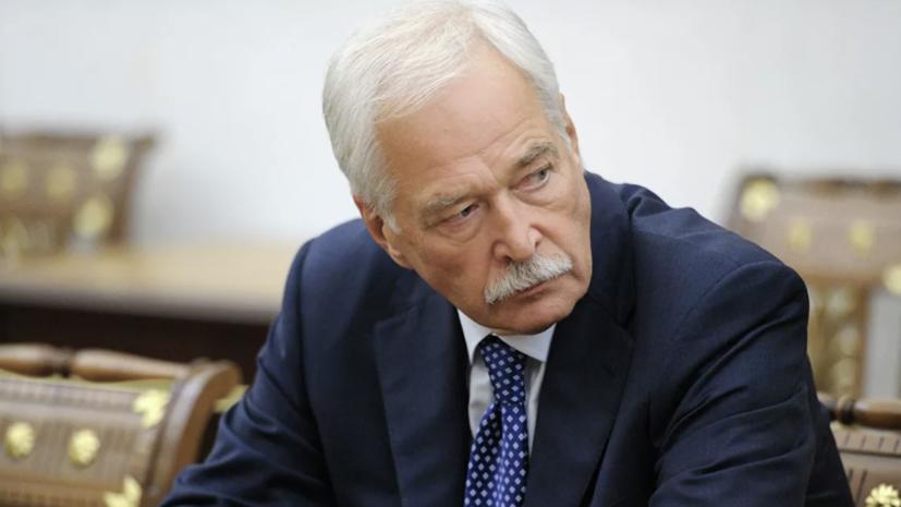 Грызлов: Киев сорвал согласование участков разведения сил в Донбассе