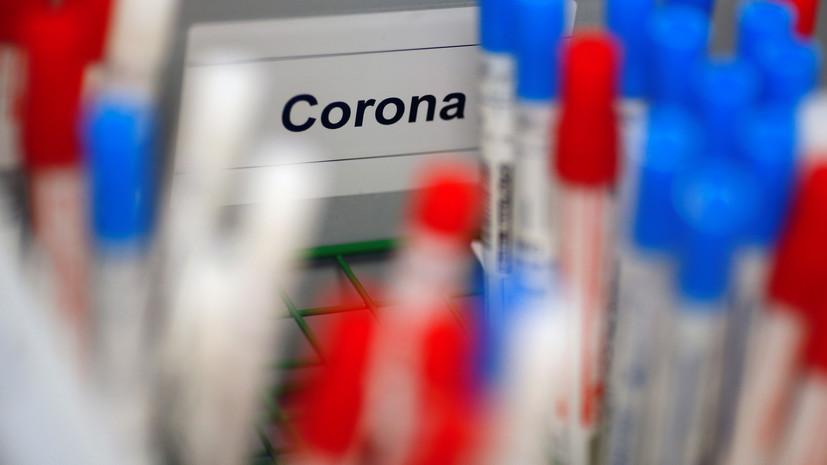 Число заразившихся коронавирусом в Германии превысило 42 тысячи