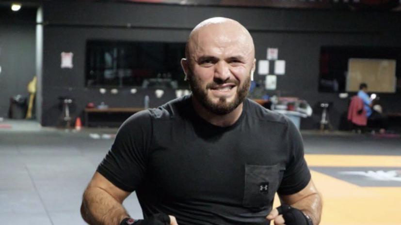 Исмаилов обратился к Шлеменко по поводу Александра Емельяненко