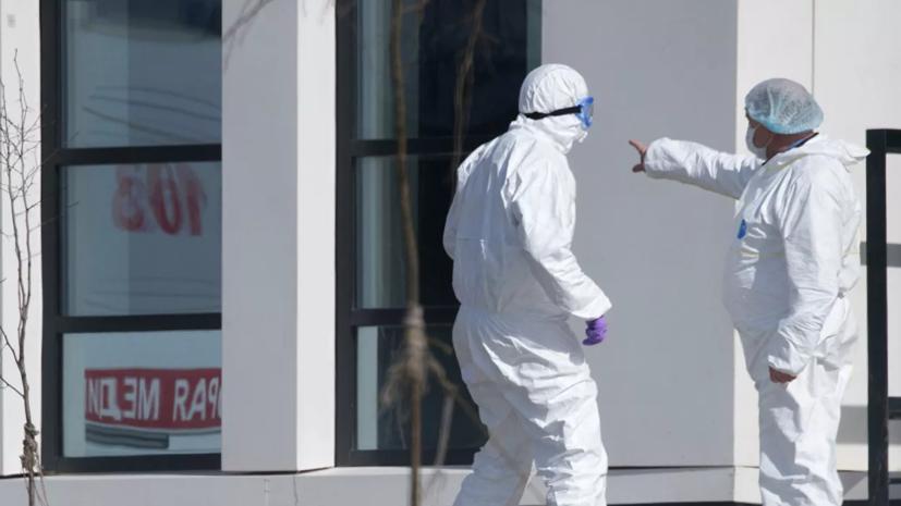 В Роспотребнадзоре прокомментировали ситуацию с коронавирусом в России