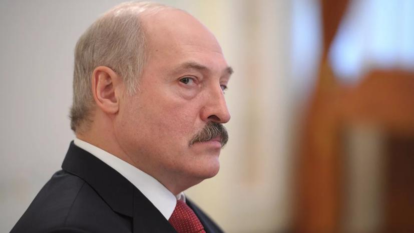 Лукашенко призвал бизнес не выкидывать людей на улицу