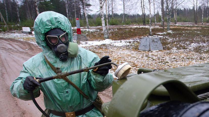 «Для работы в очагах эпидемий»: какой антивирусной техникой оснащены российские войска РХБЗ