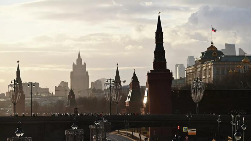 Внешнее освещение Кремля выключат в рамках акции «Час Земли»