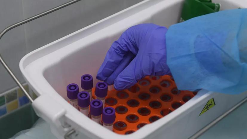 В России запустили производство новой тест-системы на коронавирус