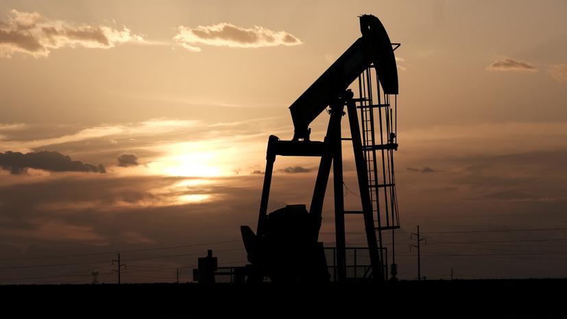 Экономист прокомментировал цену на нефть Brent ниже  за баррель