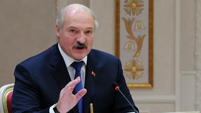 Лукашенко прокомментировал ситуацию после закрытия границы с Россией