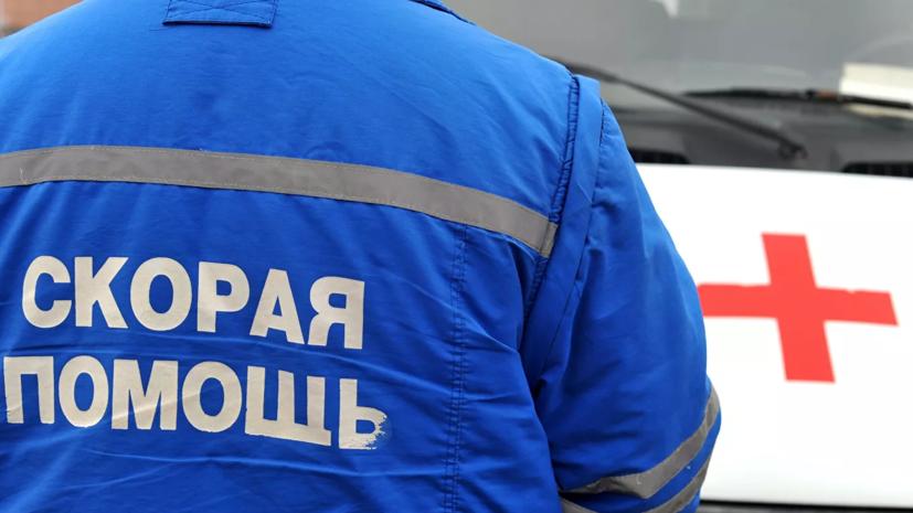 Три человека погибли в ДТП с участием автобуса в Кемеровской области