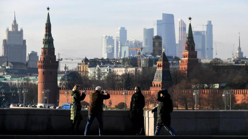 В ВОЗ призвали москвичей соблюдать дистанцию из-за коронавируса