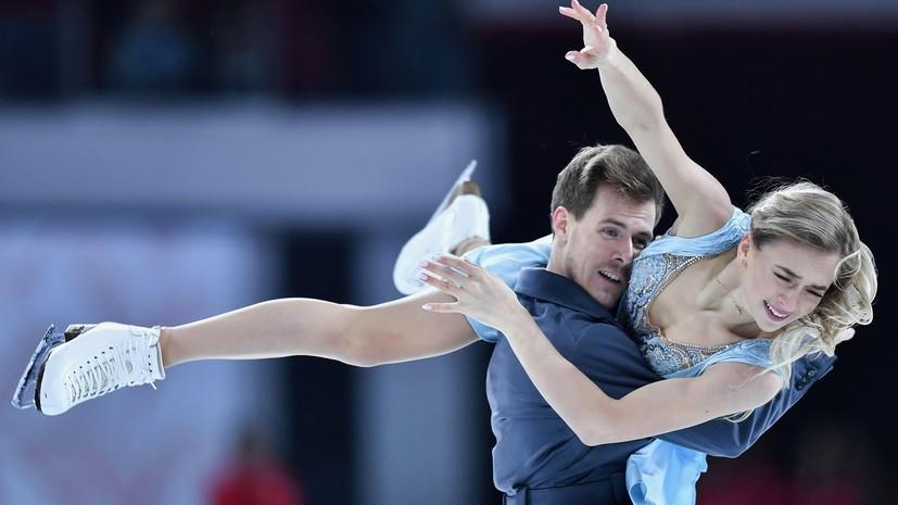 «В кризис спорт переходит в разряд лакшери»: Николаев о влиянии пандемии на фигурное катание и домашних тренировках
