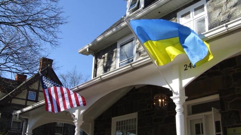 США выделят Украине деньги на борьбу с коронавирусом