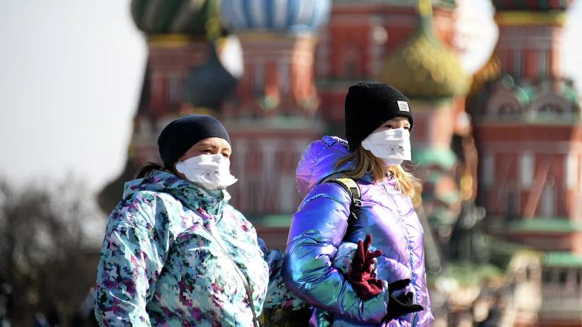 Представитель ВОЗ в России ожидает спада коронавируса в мае