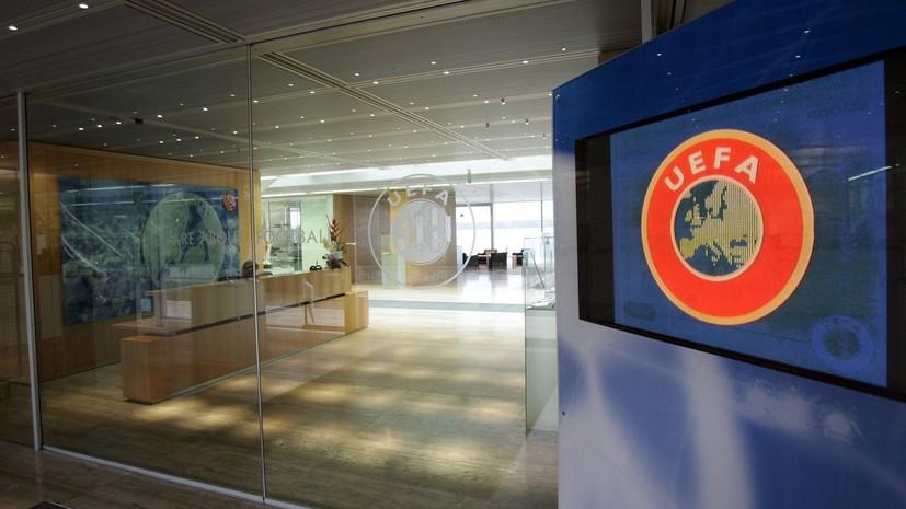 Президент УЕФА: никто не знает, когда закончится пандемия коронавируса