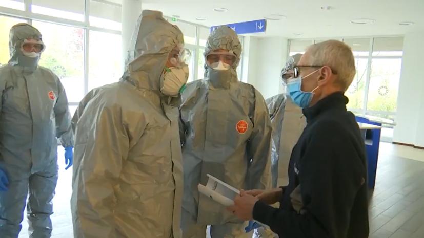 Российские вирусологи начали борьбу с коронавирусом в Ломбардии