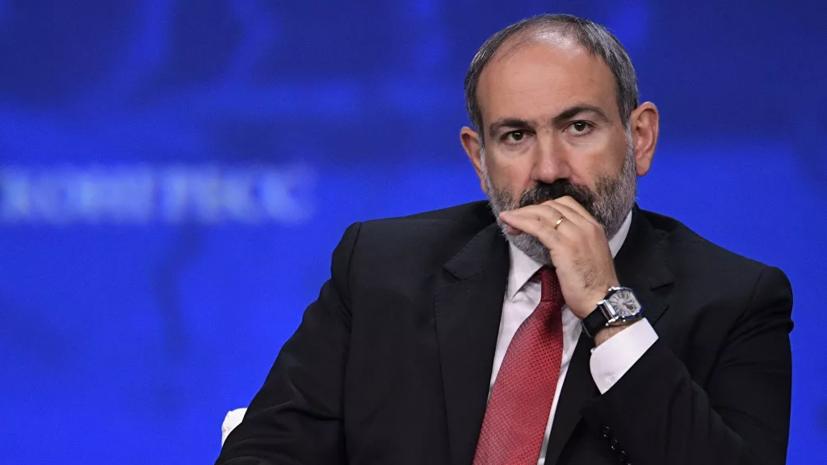 Премьер Армении оценил ситуацию с распространением COVID-19