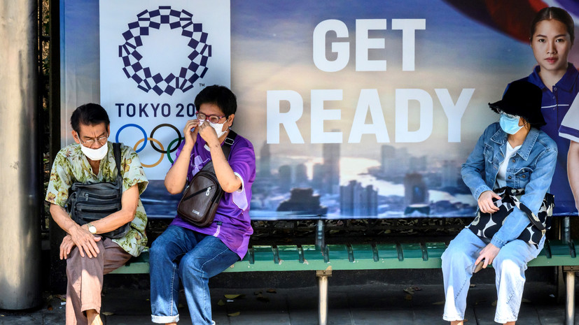 NYT назвала возможную дату открытия Олимпиады в Токио