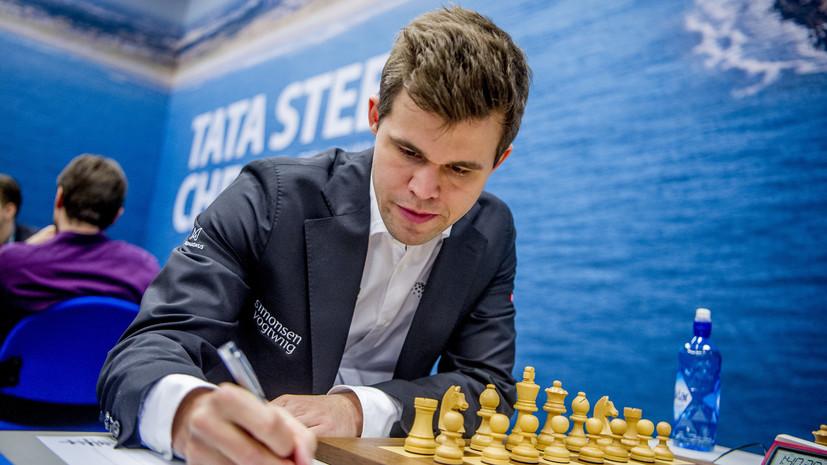 Карлсен высказался об остановке турнира претендентов ФИДЕ из-за коронавируса