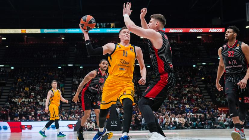 СМИ: «Химкам» присвоят титул чемпиона России по баскетболу