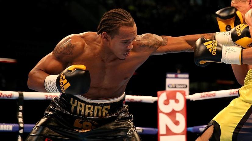 Британский боксёр Ярд сообщил о смерти отца из-за коронавируса