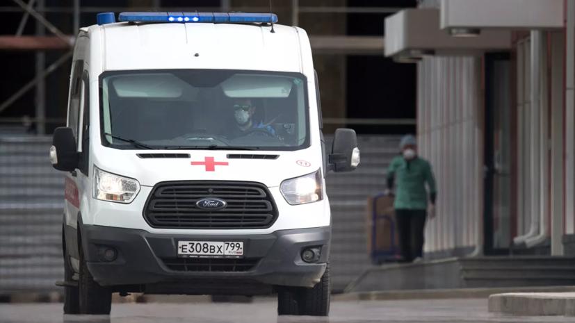 Оперштаб назвал возраст подключённых к ИВЛ в Москве пациентов