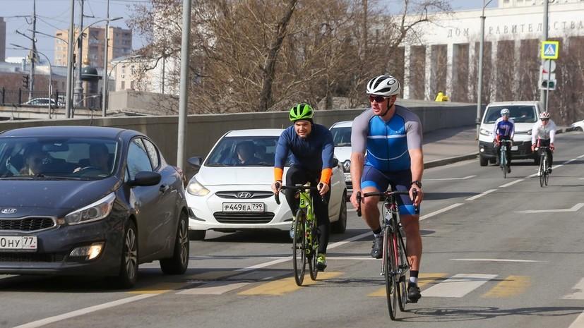 В Москве установлен абсолютный температурный рекорд для 29 марта