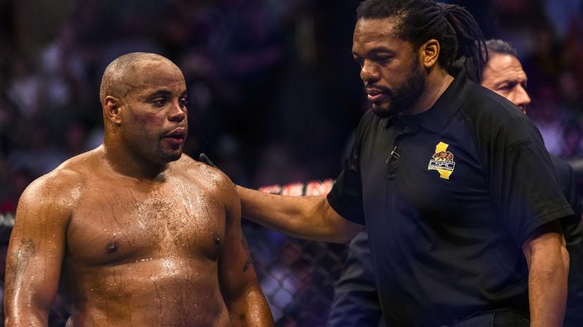 Экс-чемпион UFC Кормье может завершить карьеру из-за коронавируса