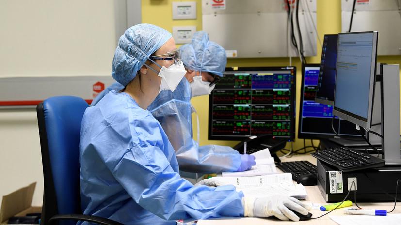 В Италии за сутки 756 человек скончались от коронавируса
