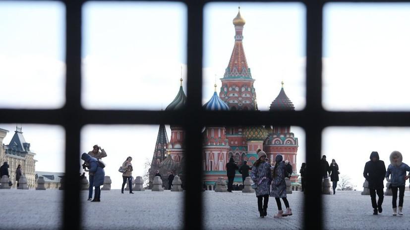 В Минздраве оценили меры властей Москвы в борьбе с коронавирусом