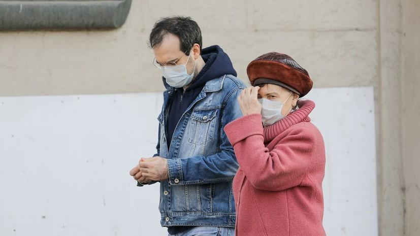 Роспотребнадзор напомнил правила использования медицинских масок