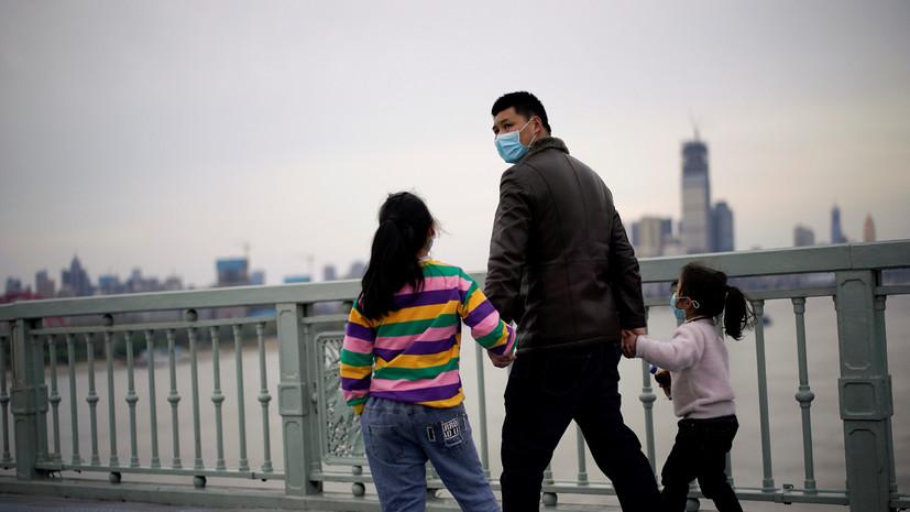 В Китае выявили 31 новый случай заражения коронавирусом за сутки