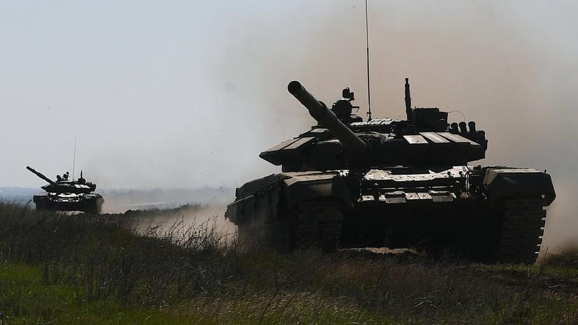 «Ростех» начнёт поставки танка Т-90М в войска в 2020 году